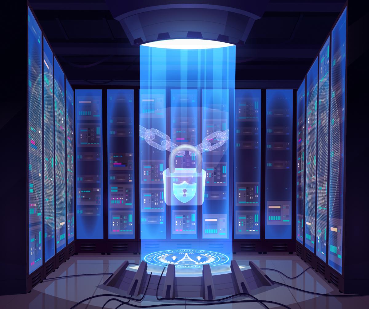 Alegeri sigure din punct de vedere informatic datorita sistemului BLOCKCHAIN.