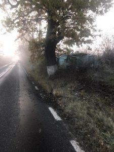Accident rutier petrecut în această dimineață ! Circulați cu atenție !