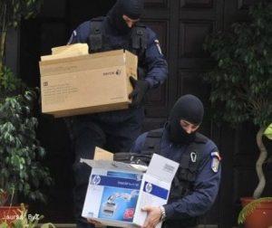 Agenti economici din Tulcea controlați de polițiști.