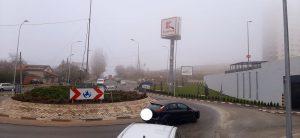 Ceata in Doborgea pana la ora 14.
