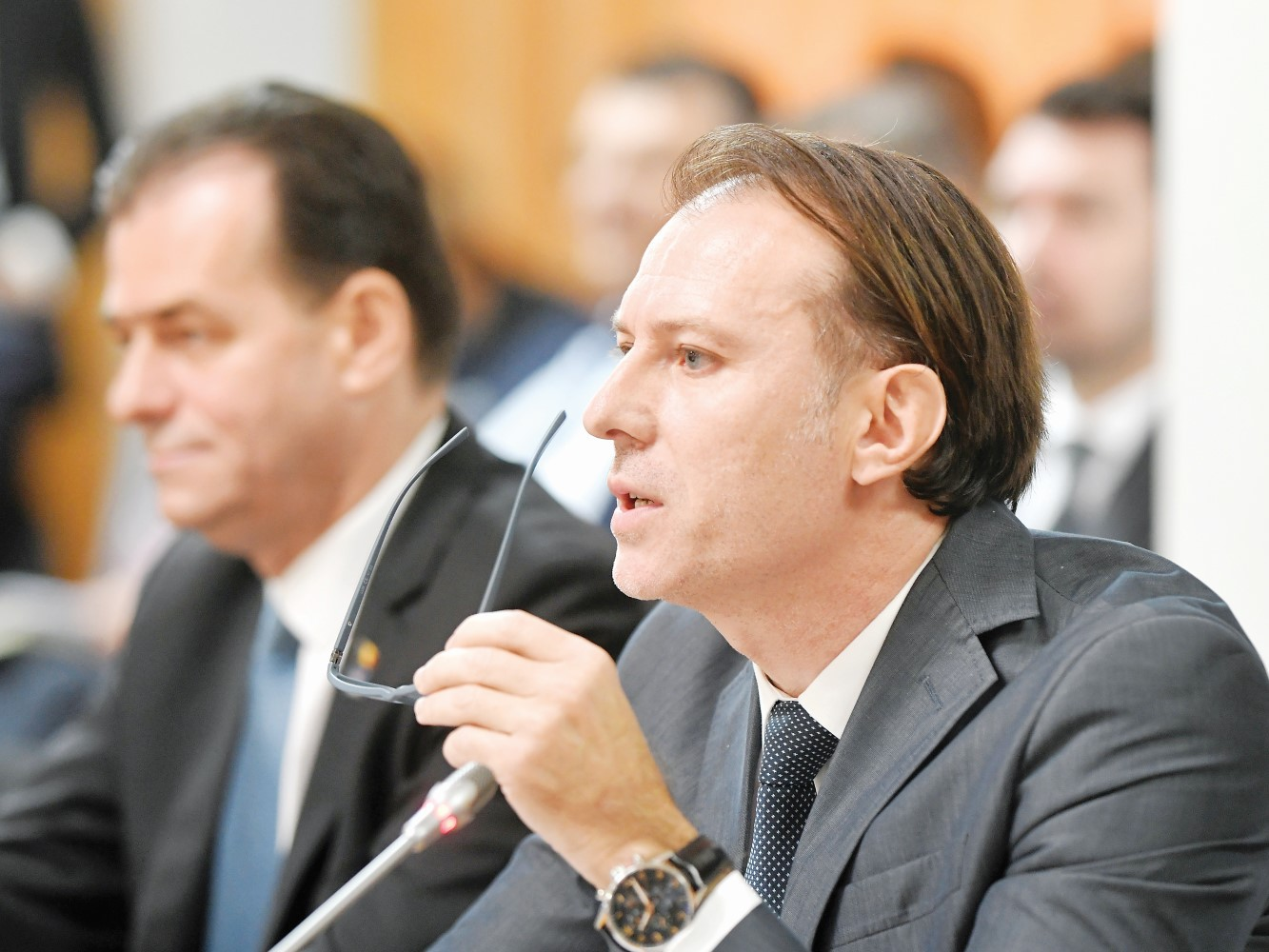 Florin Câțu este primul ministru desemnat