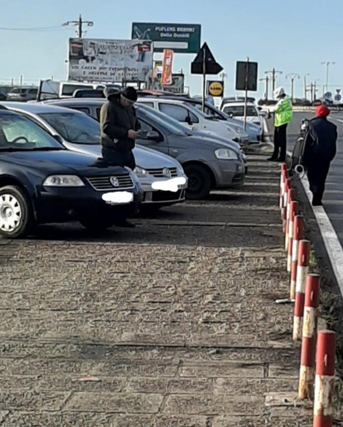 Se mută târgul de mașini de la intrarea din oraș