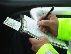 Amenzile rutiere nu vor crește din ianuarie. Punctul-amendă rămâne plafonat la 145 de lei