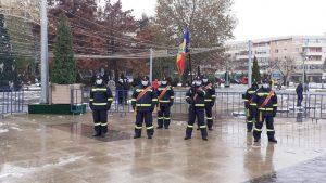 Ziua nationala a Romaniei sarbatorita in cadru restrans.
