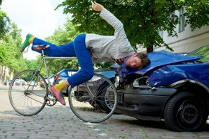 Bicicliști, fiți atenți în tafic
