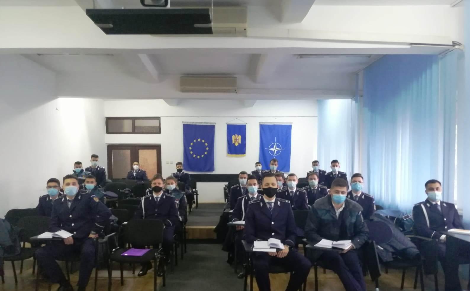 23 de noi agenți de poliție la IPJ Tulcea