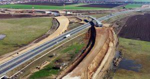 România incheie anul cu nici 1.000 de km de autostradă