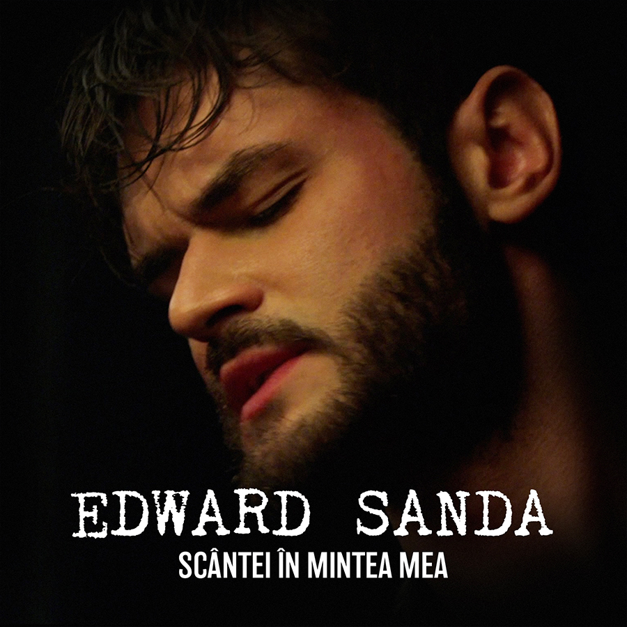 """Edward Sanda lansează """"Scântei în mintea mea"""""""