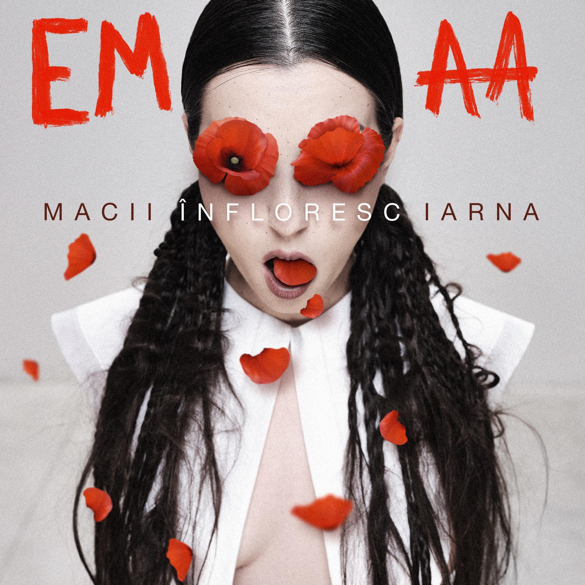 EMAA lansează primul său album, Macii înfloresc iarna, despre lucruri care nu se văd, dar se simt, și despre gânduri nespuse