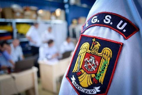 Pompierii din Tulcea sunt la datorie pentru desfășurarea în condiții de siguranță a procesului electoral