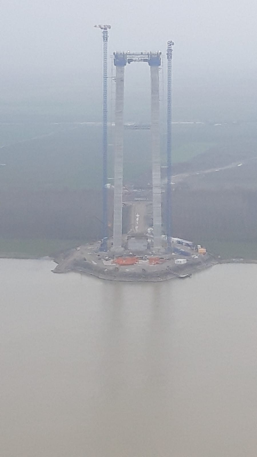 Podul suspendat peste Dunăre : exproprieri pentru amplasamentul suplimentar