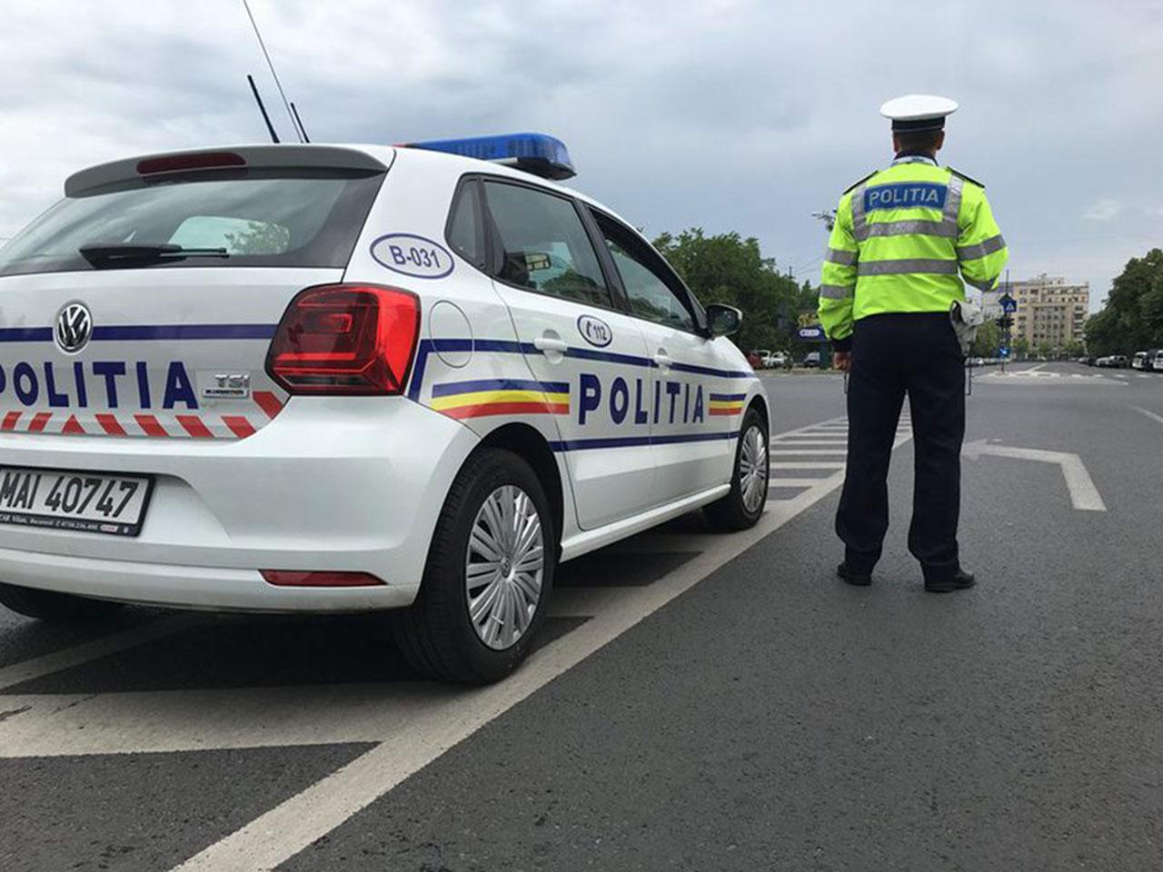Polițiștii tulceni au reținut 20 de permise de conducere în 8 zile