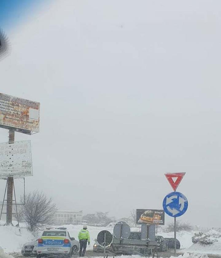 Drumuri închise și restricții de circulație