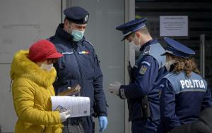 Ieri s-au dat 44 de amenzi pentru nerespectarea măsurilor  de siguranță