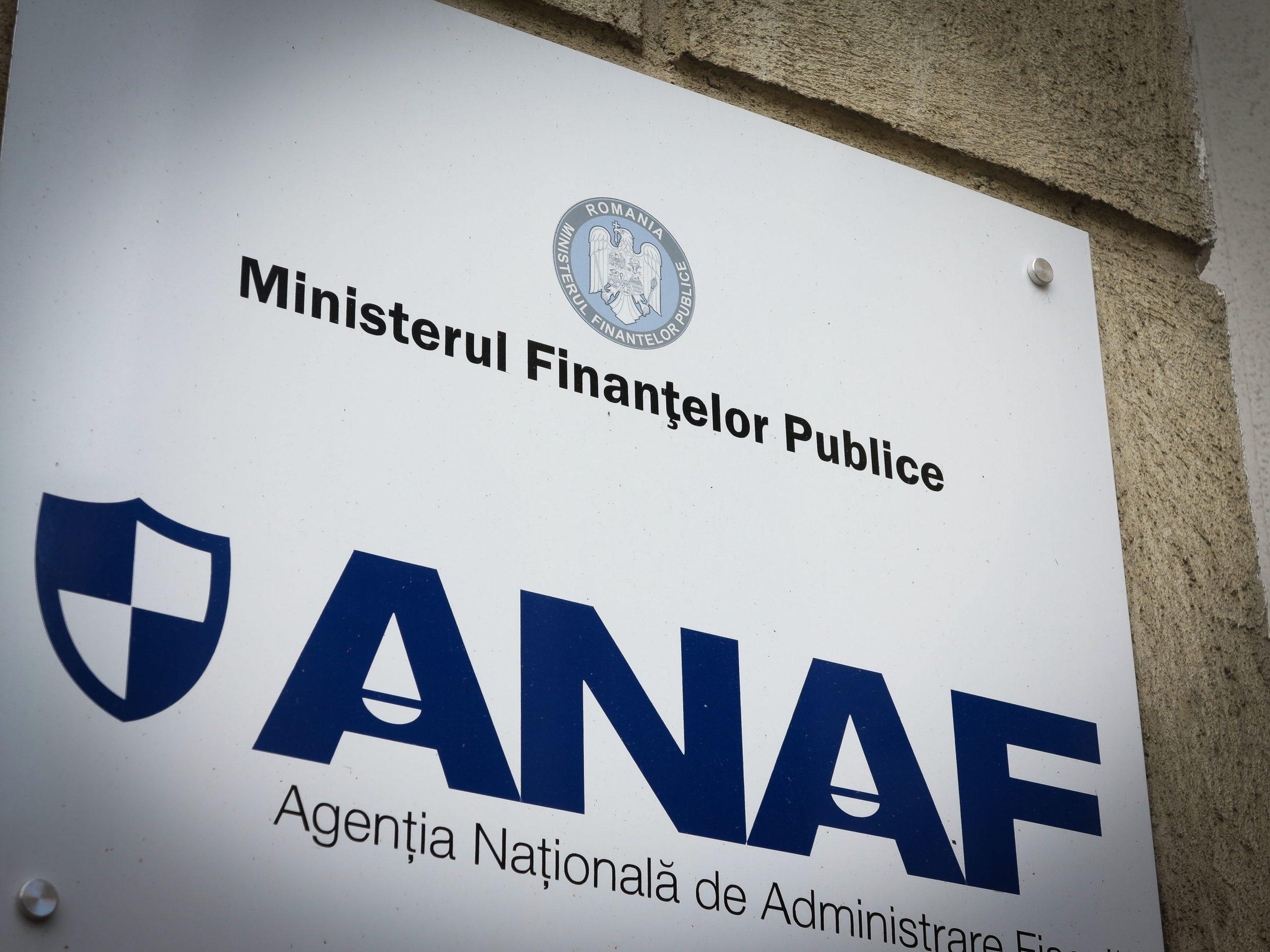 ANAF va avea acces la toate conturile bancare ale românilor, începând de azi
