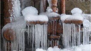 Cum să vă protejați instalația de apă împotriva înghețului