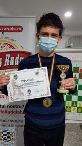 Tulcea are finalist la Campionatului Național Individual de Șah pentru Seniori