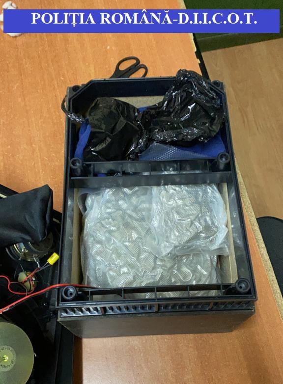 Trafic de droguri de risc și mare risc – 3 tulceni arestați