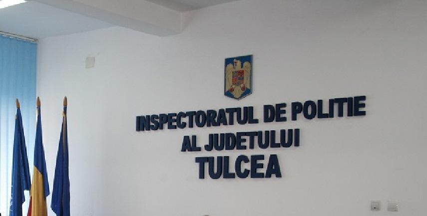 Activitatea IPJ Tulcea în 2020 – numărul accidentelor grave şi a furturilor în scădere