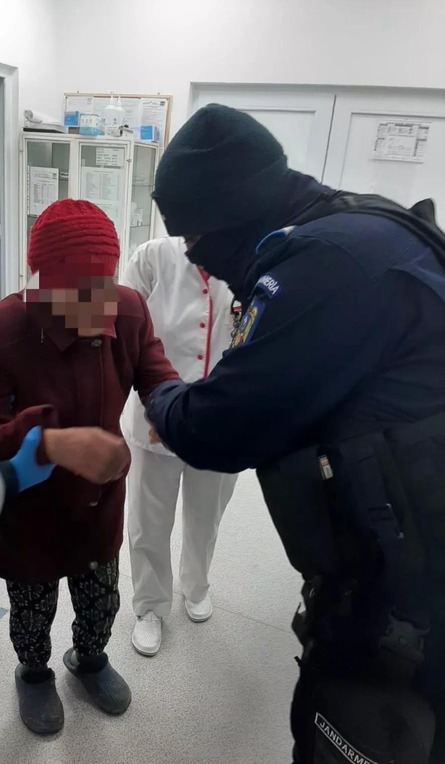 O femeie din Măcin a ajuns în siguranță acasă cu ajutorul jandarmilor
