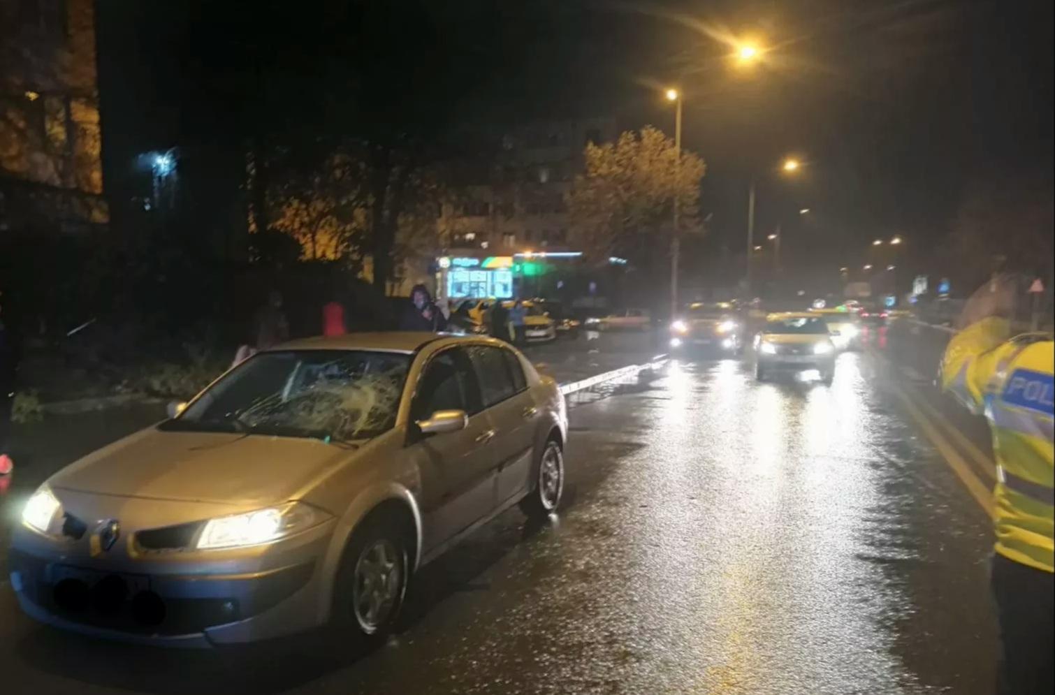 Tulcean de 69 de ani rănit pe strada Isaccei