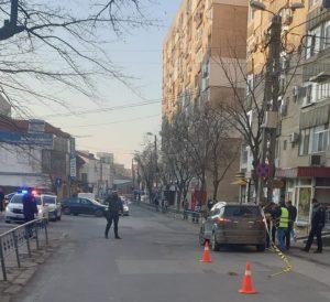 Copil de 6 ani lovit de mașină în municipiul Tulcea