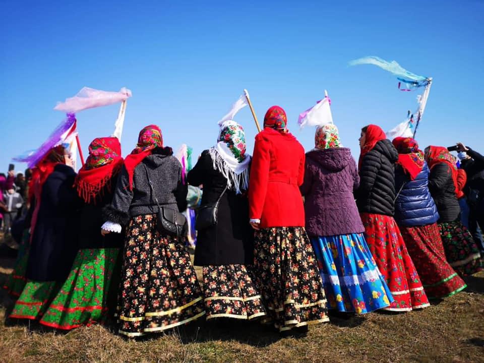 Rușii lipoveni au marcat intrarea în postul Paștelui