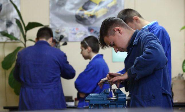 Învățământul profesional și dual, o alegere de viitor pentru elevii tulceni care vor termina gimnaziul