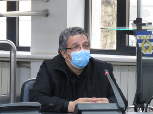 Mihai Huleni a fost ales vicepreşedinte al Consiliului Judeţean Tulcea