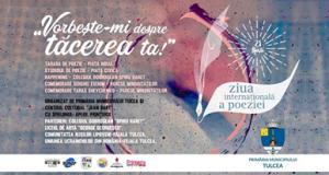 Ziua Mondială a Poeziei va fi sărbătorită și la Tulcea
