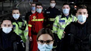 400 de polițiști, 160 de jandarmi și 70  de pompieri la datorie de Paște