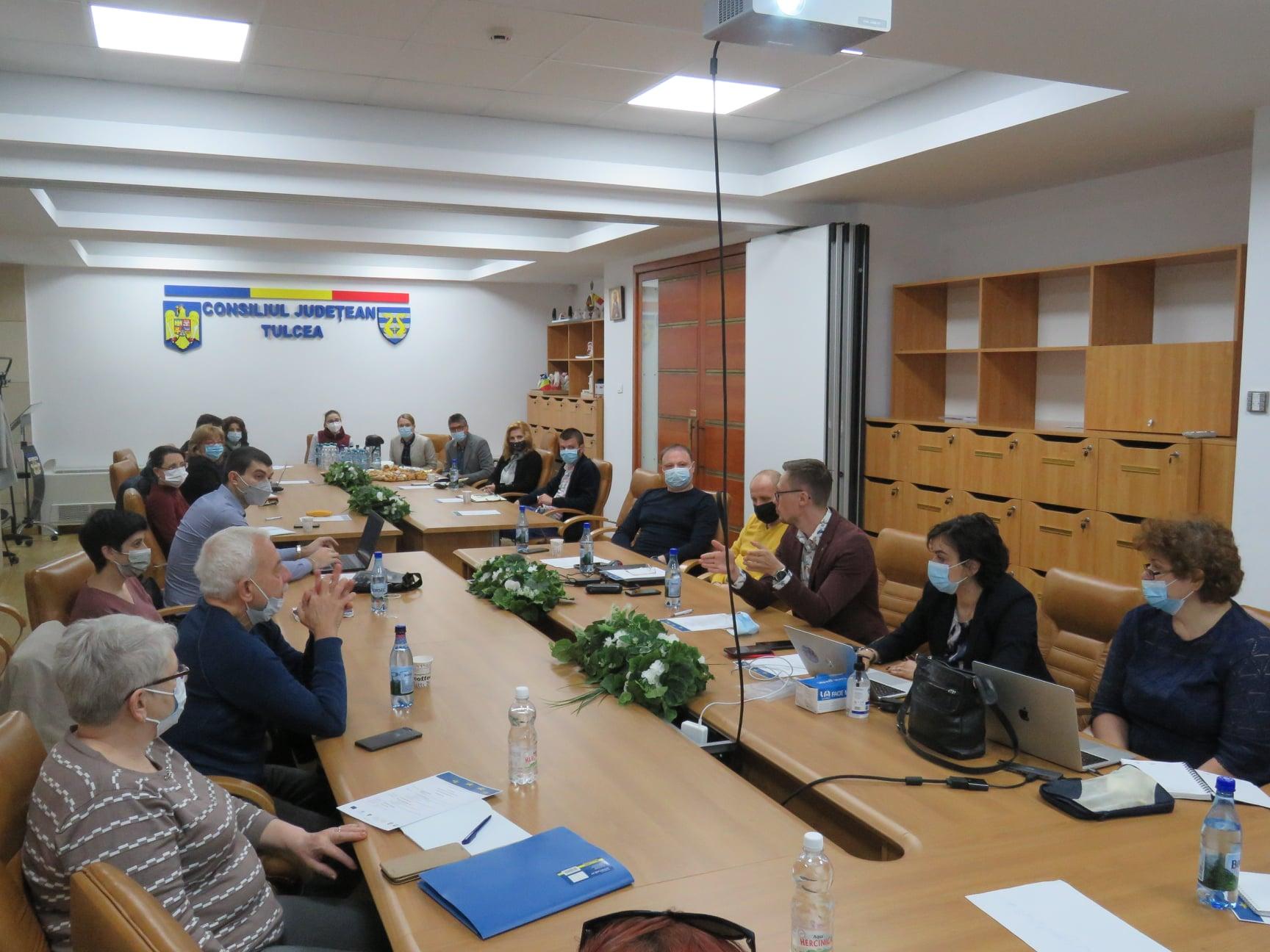 Cooperare româno-ucraineană prin Strategia regională de sănătate