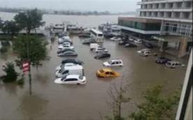 Un prim pas către rezolvarea problemei inundațiilor în municipiu