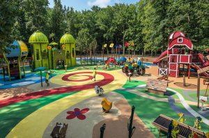 Primăria Tulcea va reabilita 16 locuri de joacă în acest an