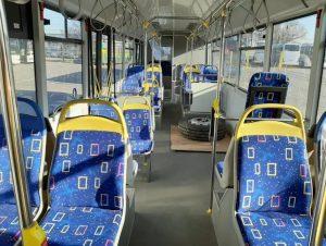 Din 4 mai, autobuzele vor circula normal