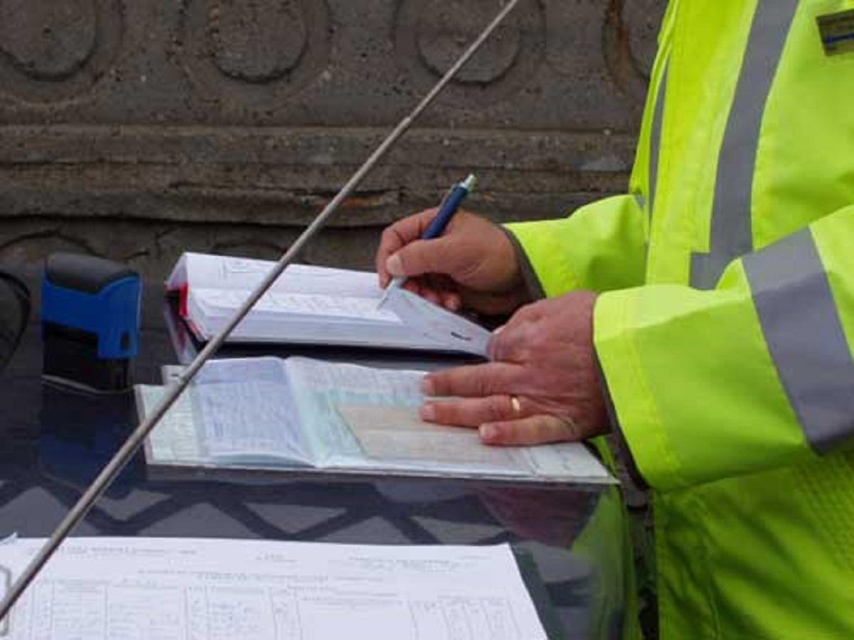 Șoferii vor putea afla tot istoricul sancțiunilor rutiere, nu doar numărul punctelor de penalizare