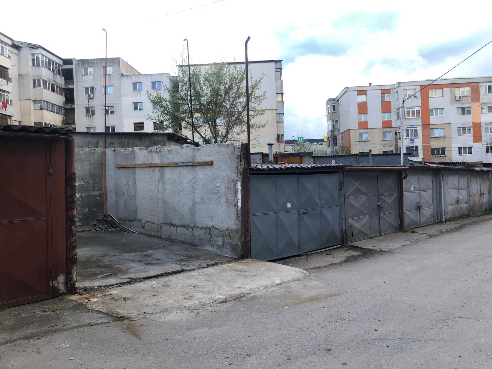 În locul garajelor vor fi amenajate parcări și locuri de joacă
