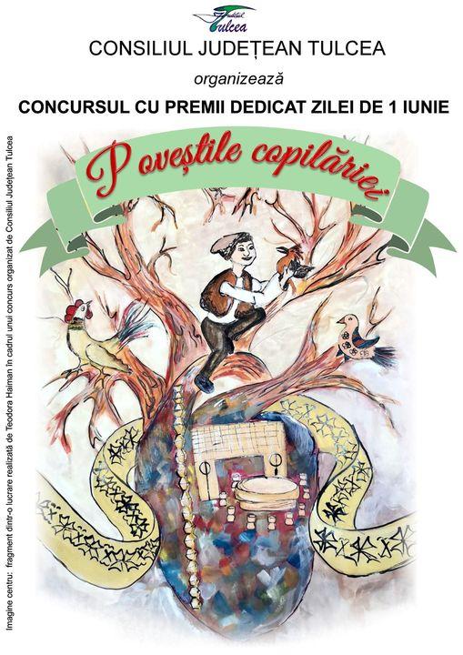 Încă o săptămână pentru participarea copiiilor tulceni la concursul de 1 iunie