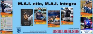 """DNA lansează campania """"M.A.I. etic, M.A.I. integru"""""""