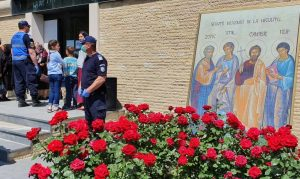 Azi sunt sărbătoriți Sfinţii Mucenici de la Niculiţel – jandarmii sunt la datorie