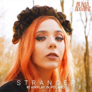 Olivia Addams, un nou succes pe plan internațional – locul 1 în Radio Airplay Polonia
