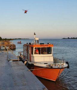 O nouă misiune de căutare în județ – un bărbat a dispărut în apele Dunării