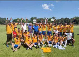 Pescărușul Sarichioi va reprezenta Tulcea în Cupa României