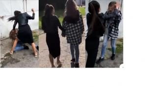 Adolescenta bătăușă, în continuare cercetată de IPJ Tulcea!