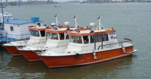 Cinci ambulanțe navale, de urgență, pentru Delta Dunării!