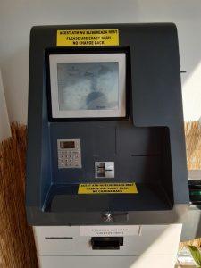 Încă un automat pentru permise de acces în Deltă, montat în Tulcea!