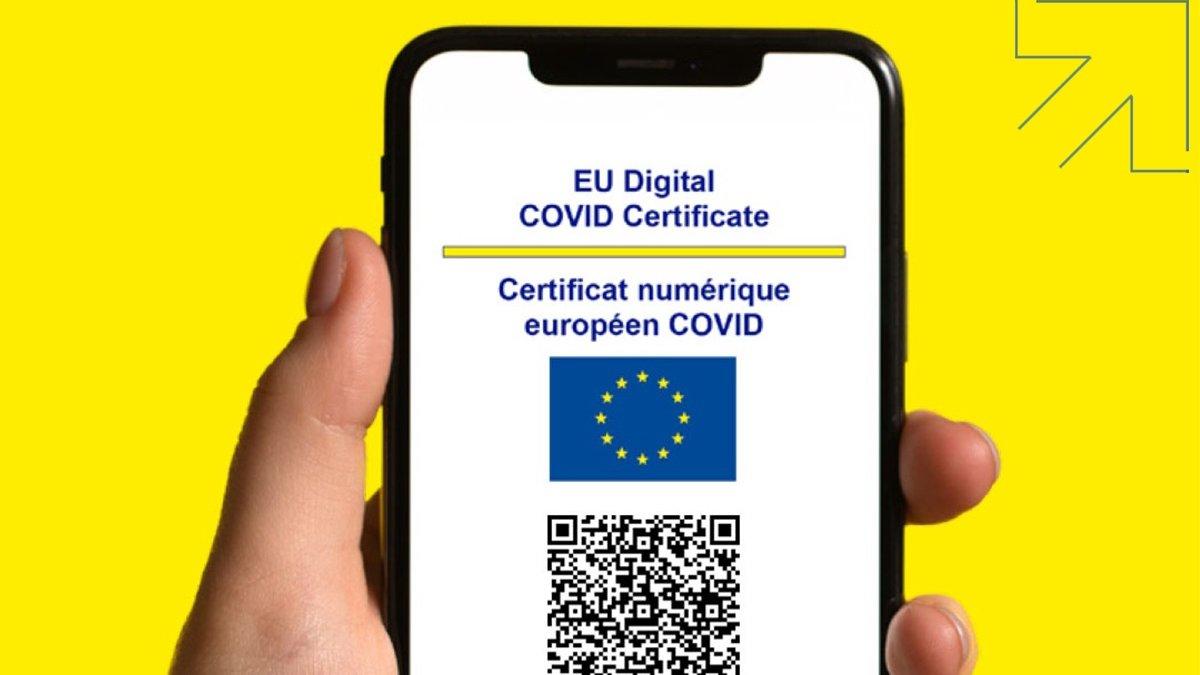 Peste 1 milion de certificate digitale Covid, emise în România!