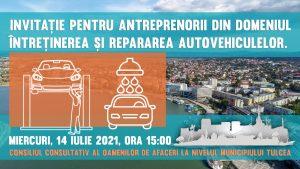 Primăria adună la consultări mecanicii auto din Tulcea!