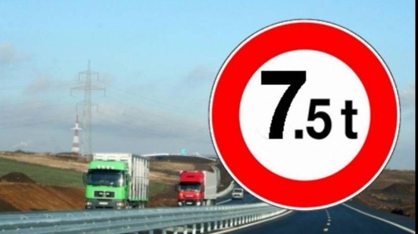 Noi restricții de circulație în județul Tulcea!