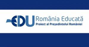 """Proiectul """"România Educată"""", aspru criticat!"""